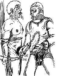 Сексуальные пытки в древнем мире