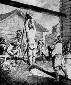 Жестокие русские пытки девок