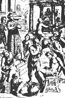 Сексуальные пытки рабынь в древности