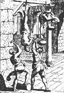 Сексуальные пытки старых времен
