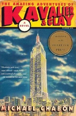 Книга: The Amazing Adventures of Kavalier & Clay