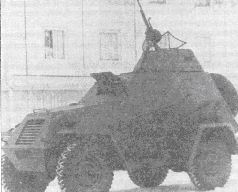 Броня на колесах. История советского бронеавтомобиля 1925-1945 гг.