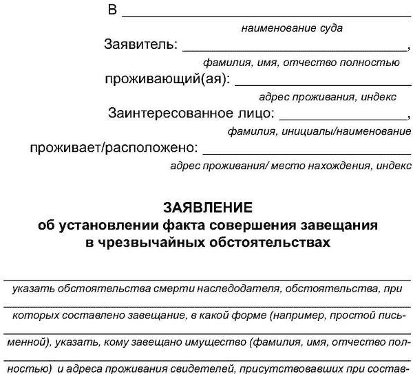 Образец Заявления В Банк О Смерти Заемщика