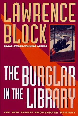 Книга The Burglar In The Library
