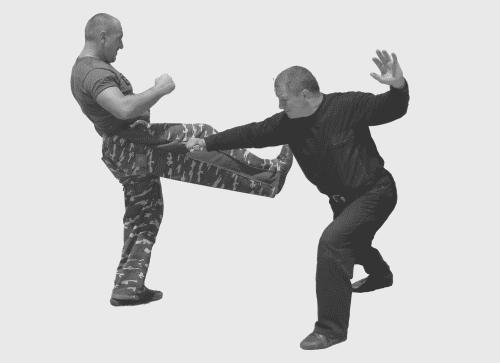 Школа ножевого боя. По системе спецназа КГБ
