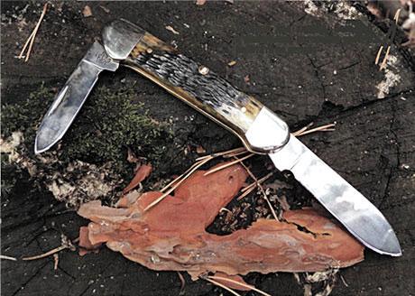 Складные ножи в классическом