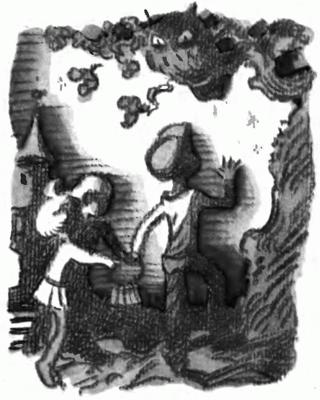Маленькое привидение (с иллюстрациями)