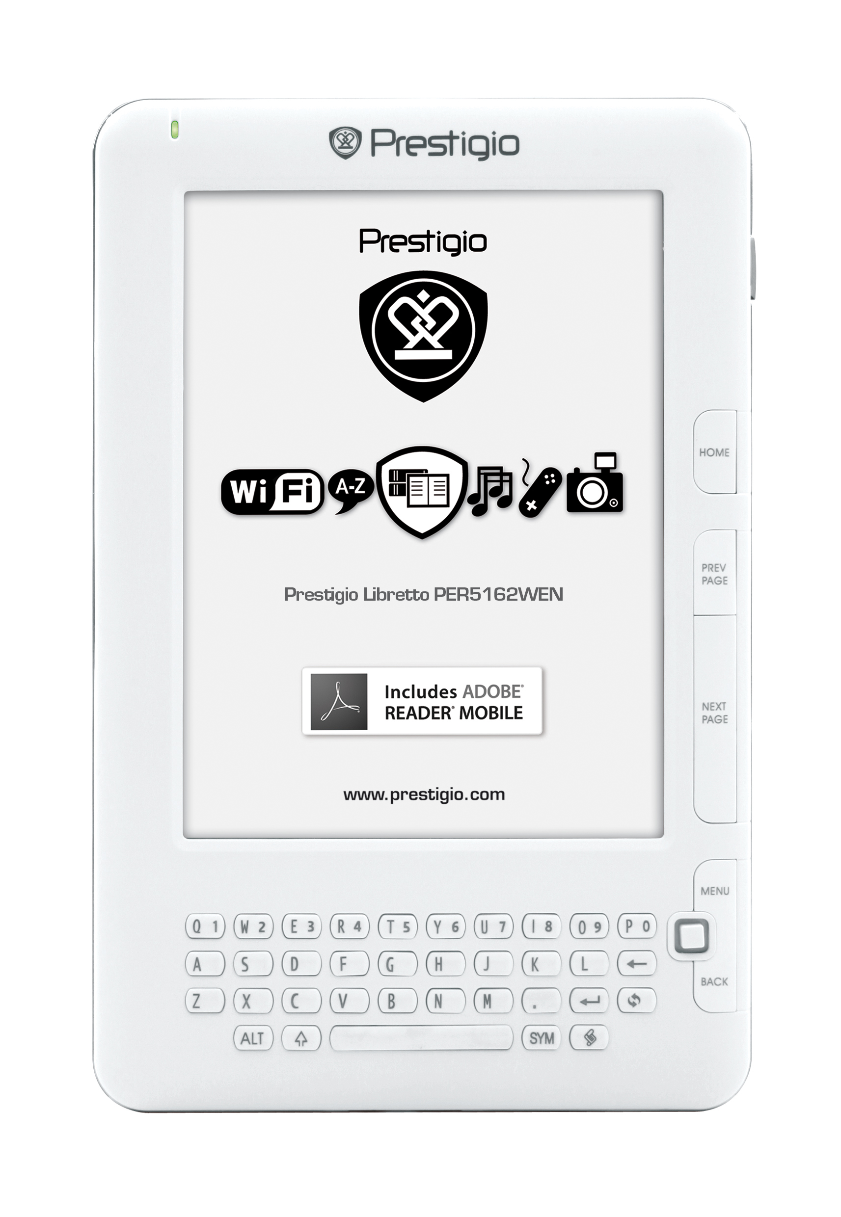 Prestigio eBook Reader PER5162